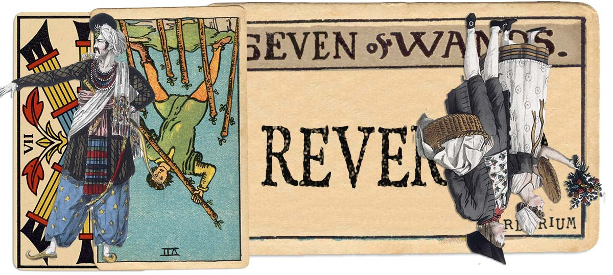 7 of wands reversed main meaning