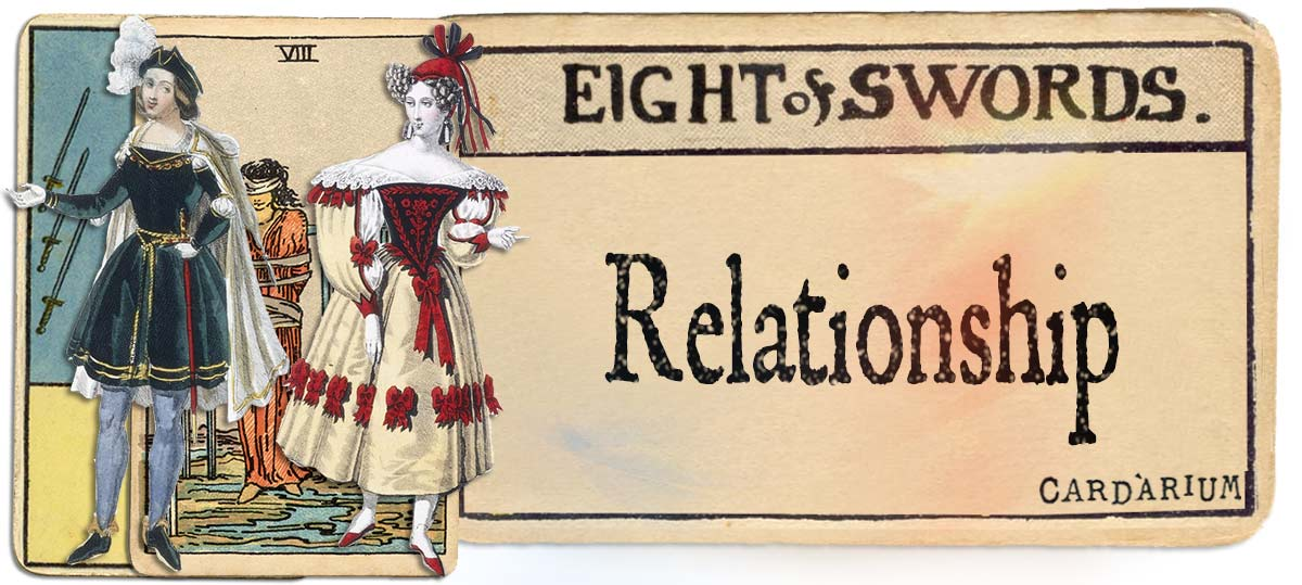 8 of swords meaning for relationship