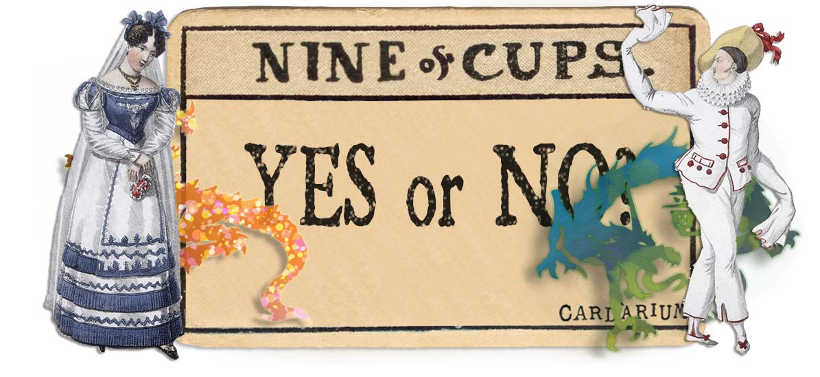 9 of cups card yes or no main