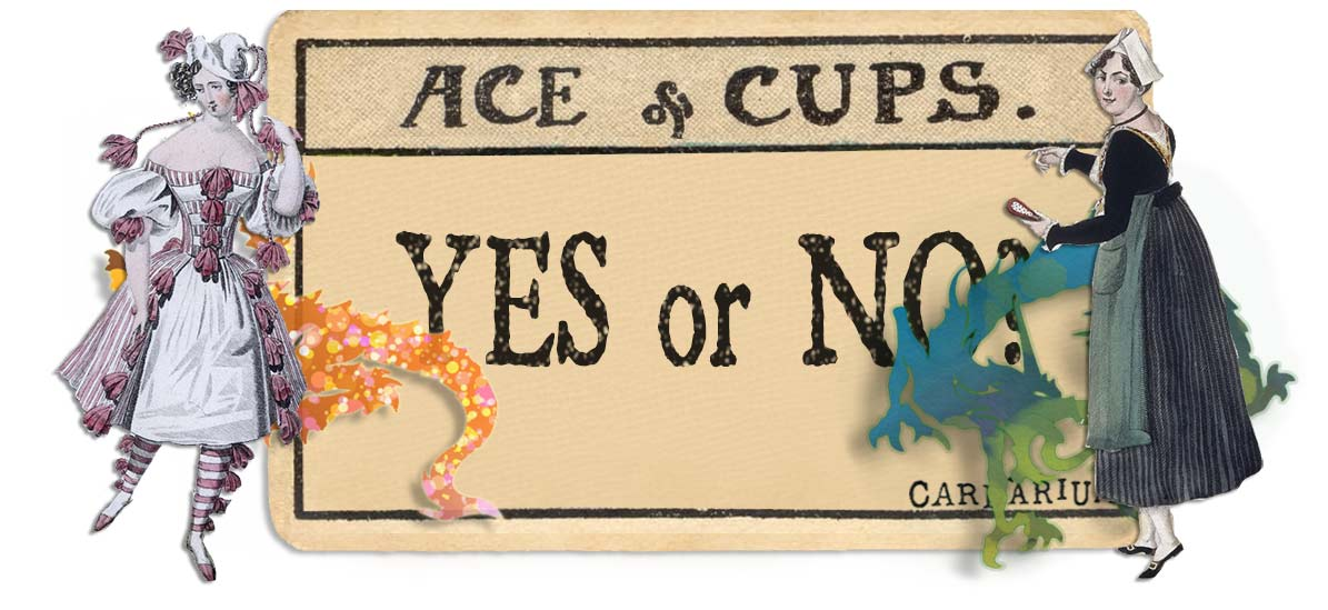 Ace of cups card yes or no main