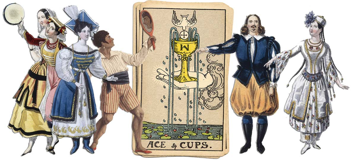 Ace of cups meaning for job and career