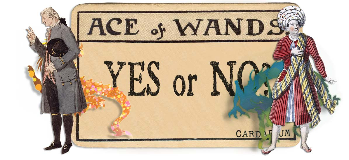 Ace of wands card yes or no main