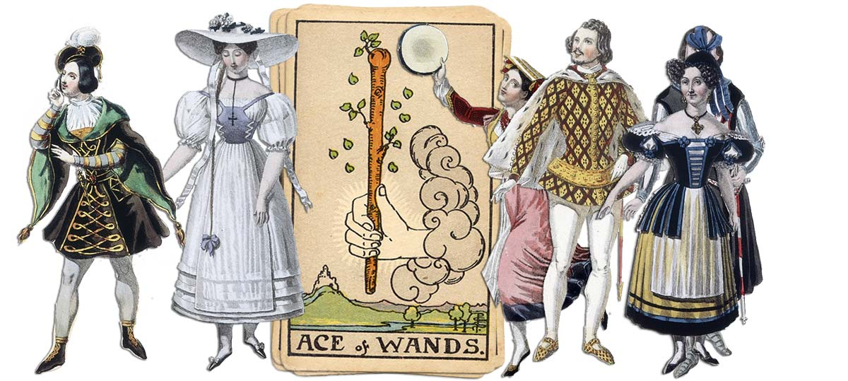 Ace of wands meaning for job and career