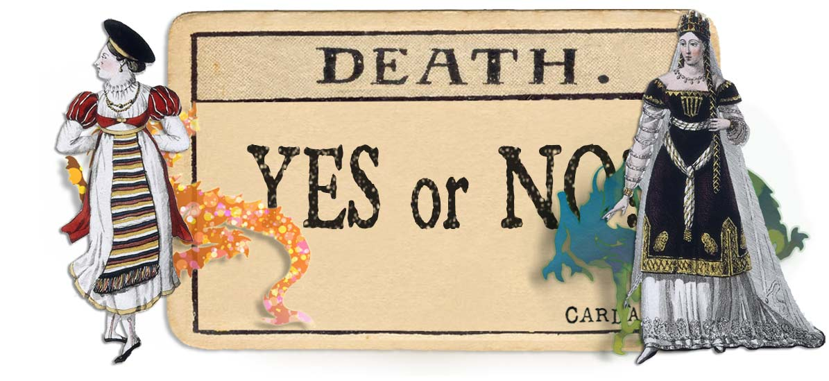 Death card yes or no main