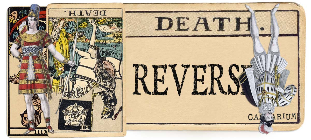 Death reversed main meaning
