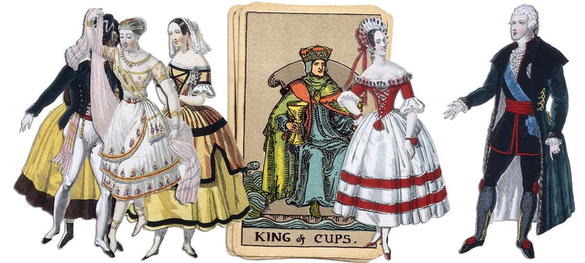 King of cups meaning for job and career