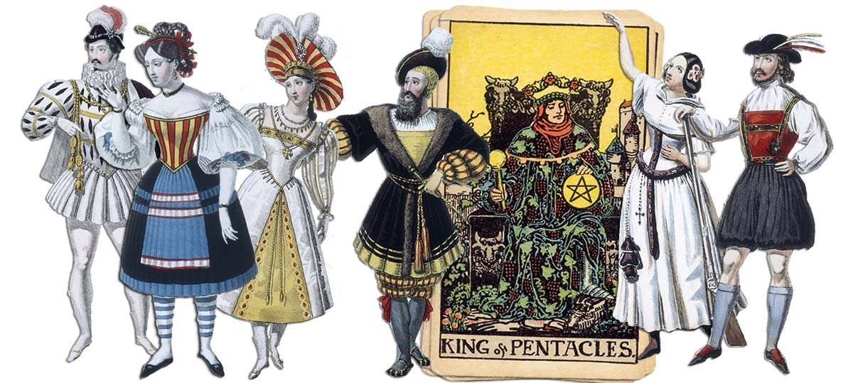 King of pentacles meaning for job and career