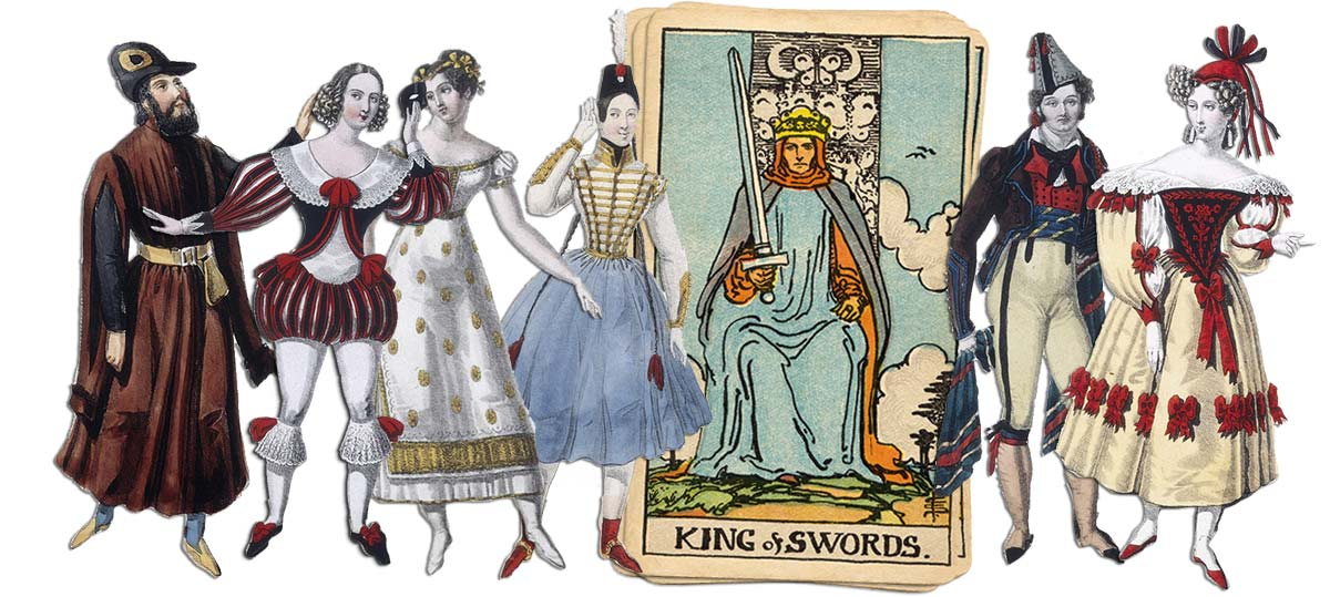 King of swords meaning for job and career