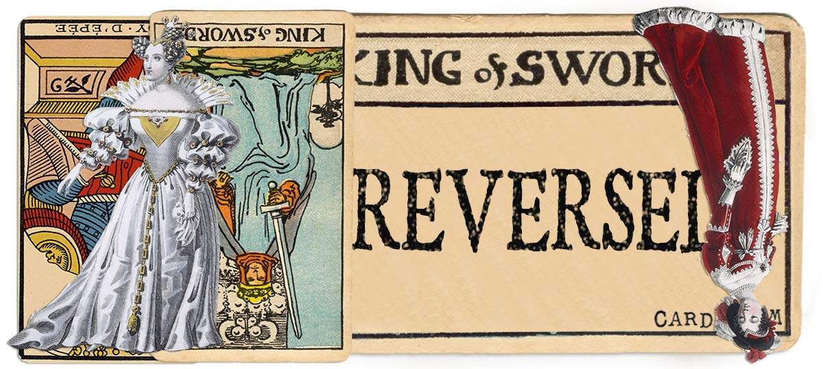 King of swords reversed main meaning