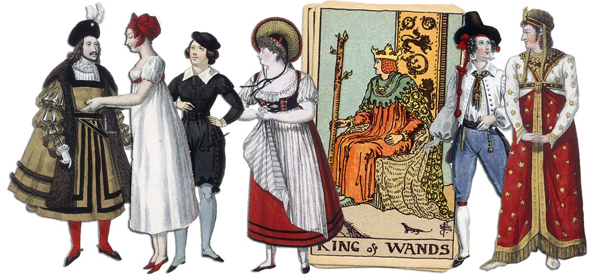 King of wands meaning for job and career