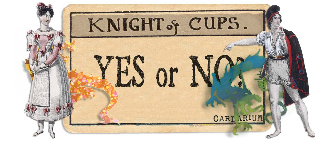 Knight of cups card yes or no main