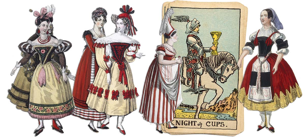 Knight of cups meaning for job and career