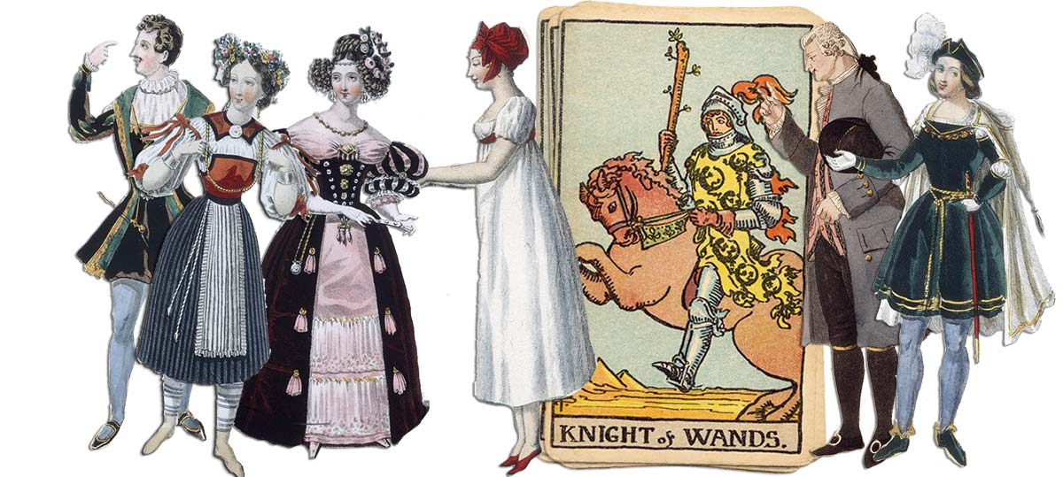 Knight of wands meaning for job and career