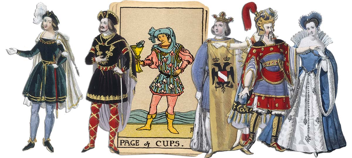 Page of cups meaning for job and career