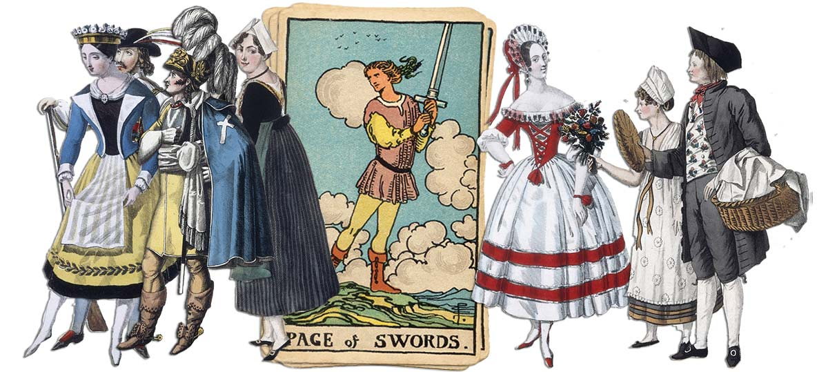 Page of swords meaning for job and career