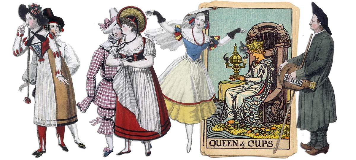 Queen of cups meaning for job and career