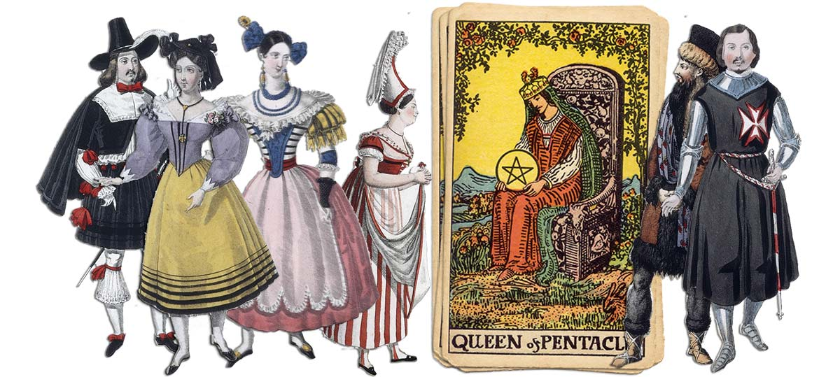 Queen of pentacles meaning for job and career