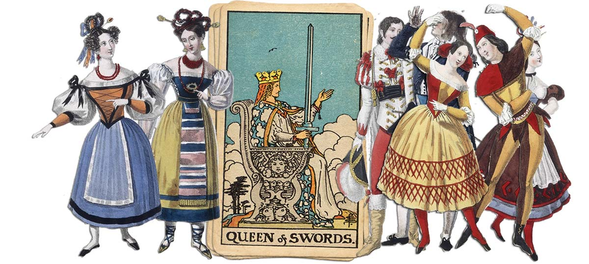Queen of swords meaning for job and career