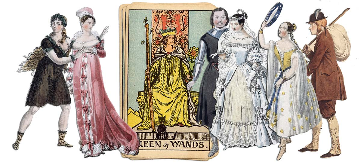 Queen of wands meaning for job and career