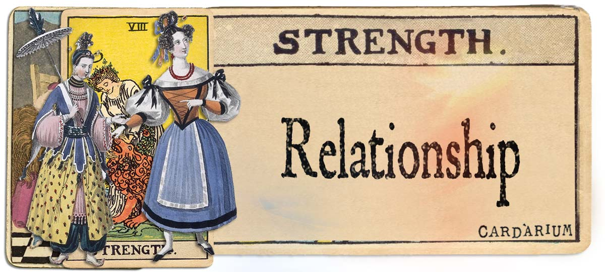 Strength meaning for relationship