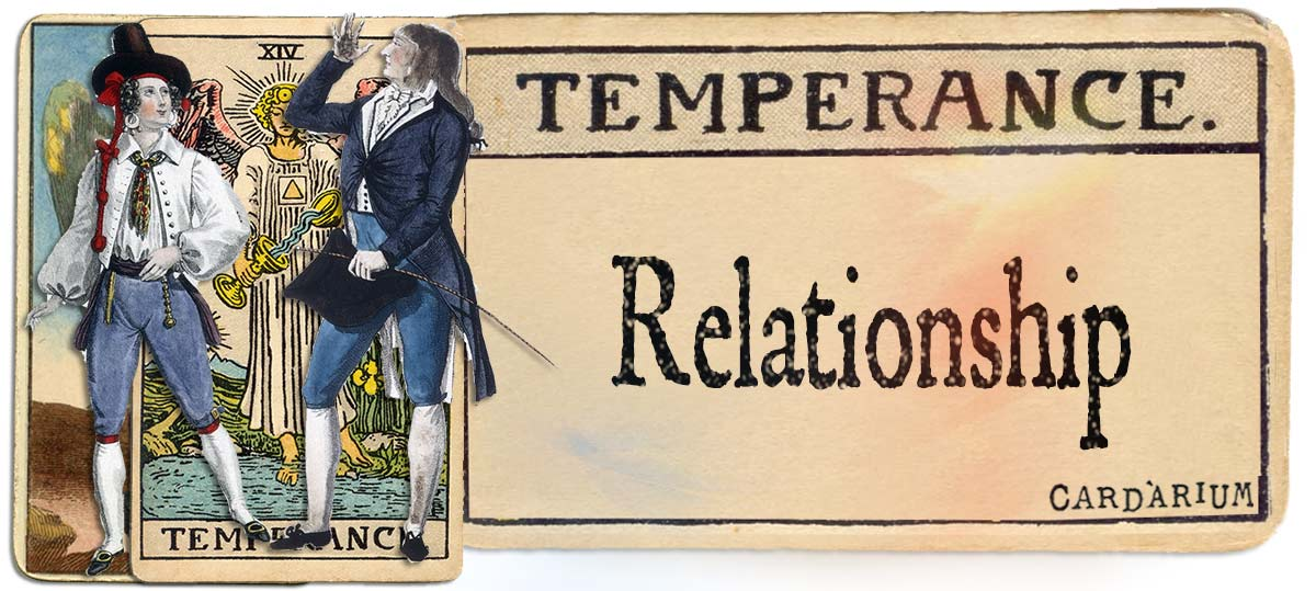 Temperance meaning for relationship