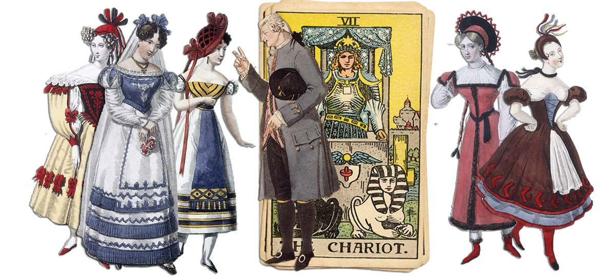The Chariot meaning for job and career