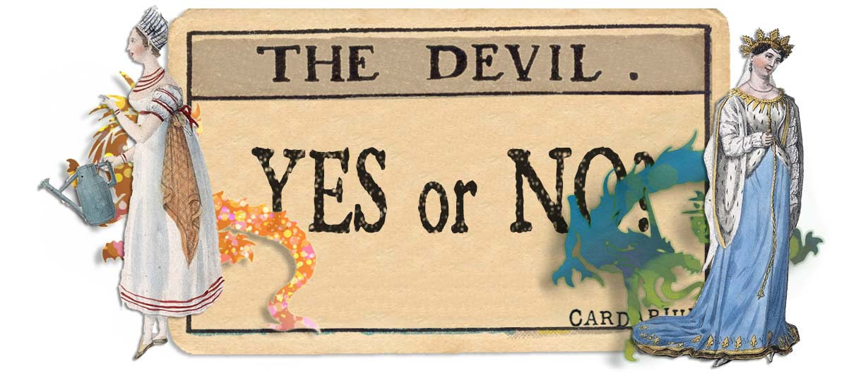 The Devil card yes or no main