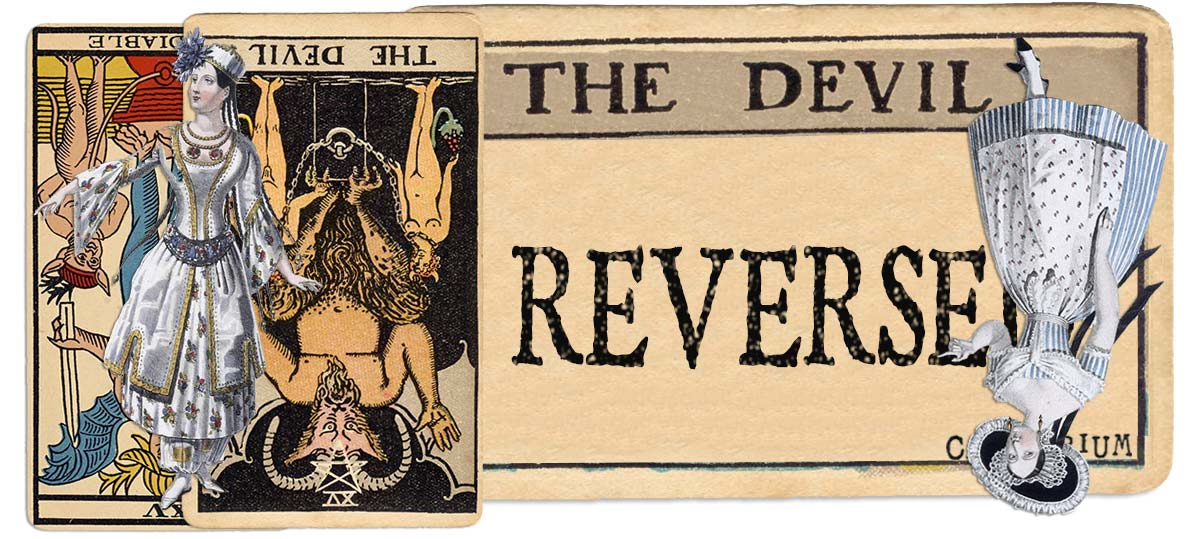 The Devil reversed main meaning