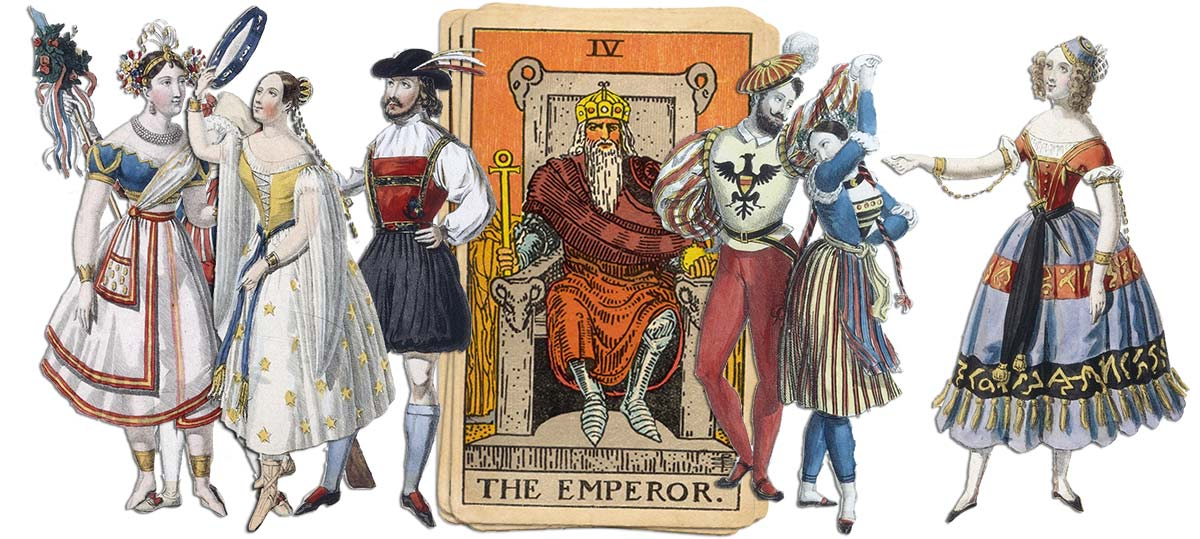 The Emperor meaning for job and career