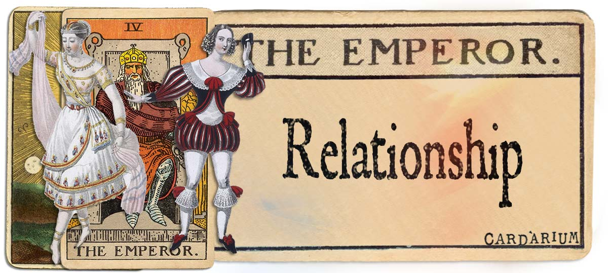 The Emperor meaning for relationship