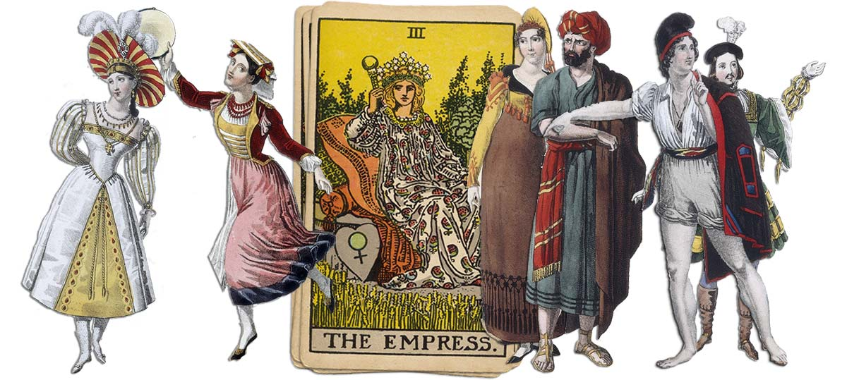 The Empress meaning for job and career
