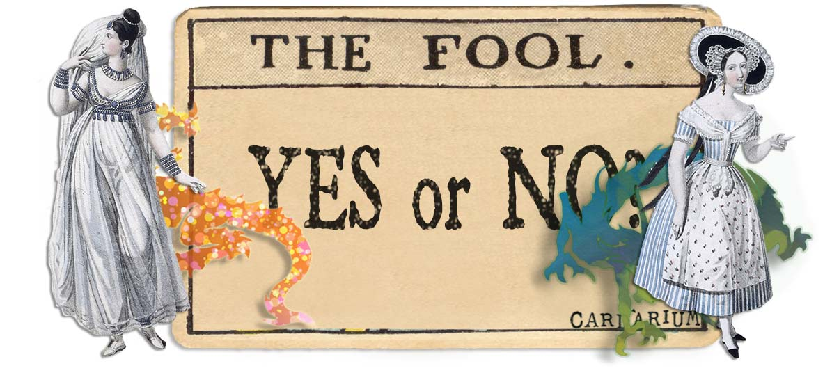 The Fool card yes or no main