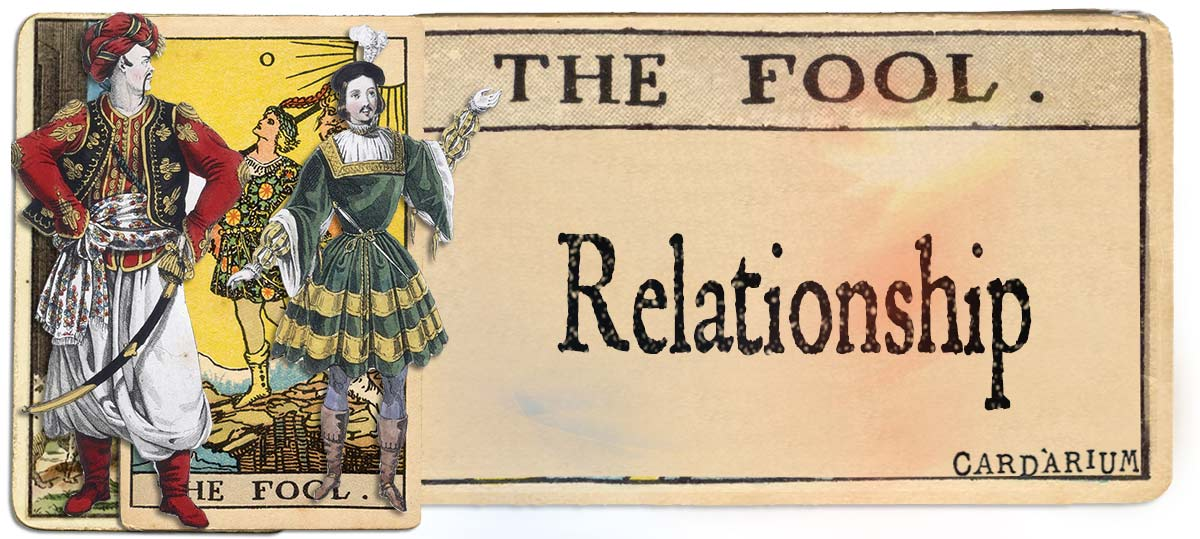 The Fool meaning for relationship