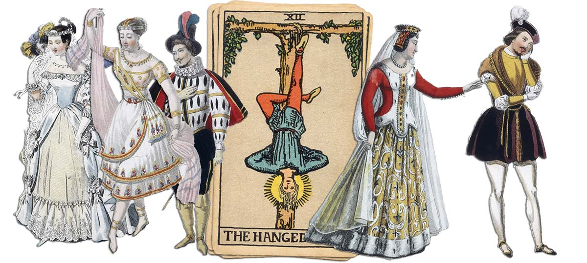 The Hanged Man meaning for job and career