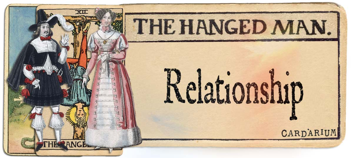 The Hanged Man meaning for relationship