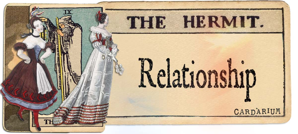 The Hermit meaning for relationship