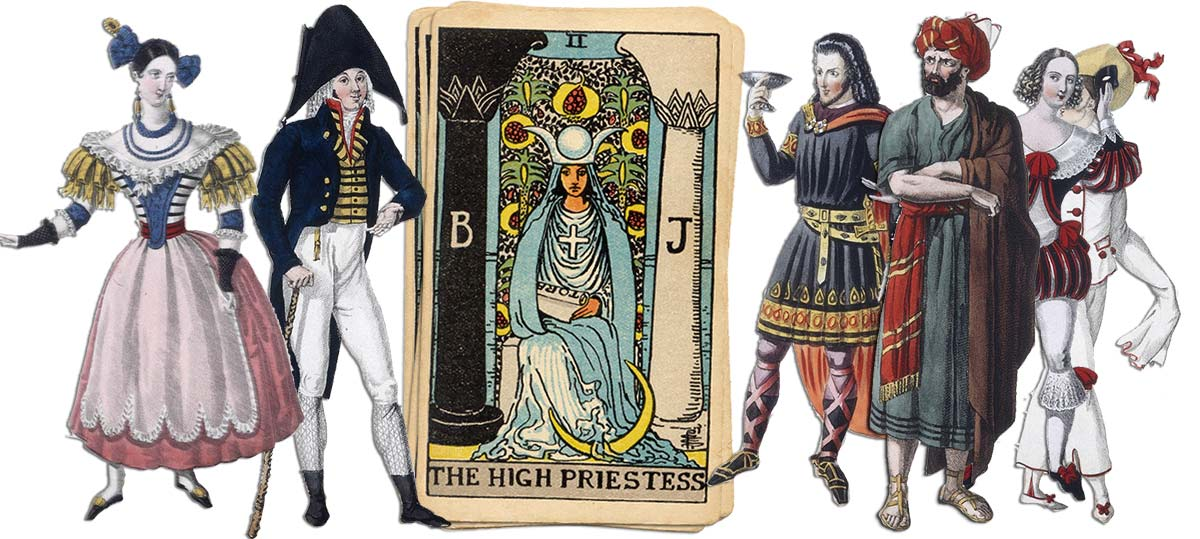 The High Priestess meaning for job and career