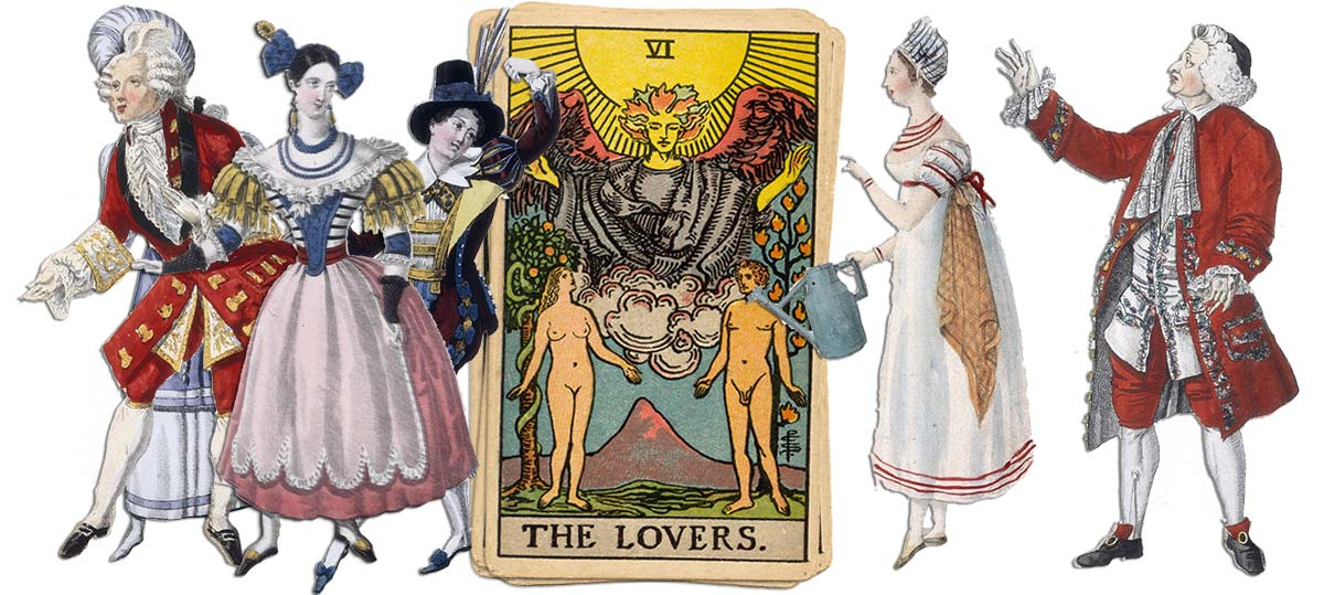 The Lovers meaning for job and career