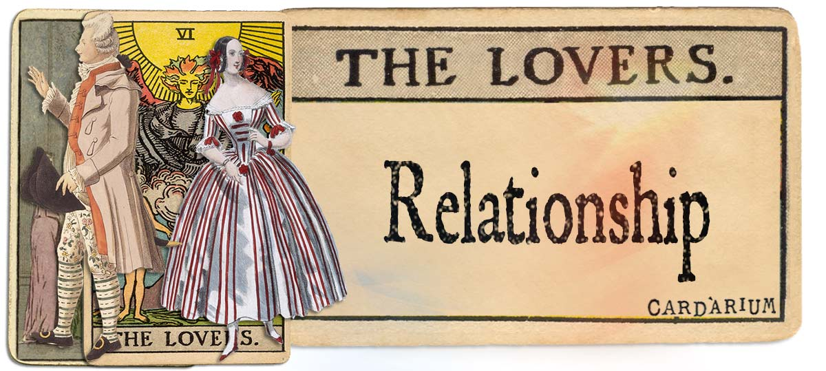 The Lovers meaning for relationship