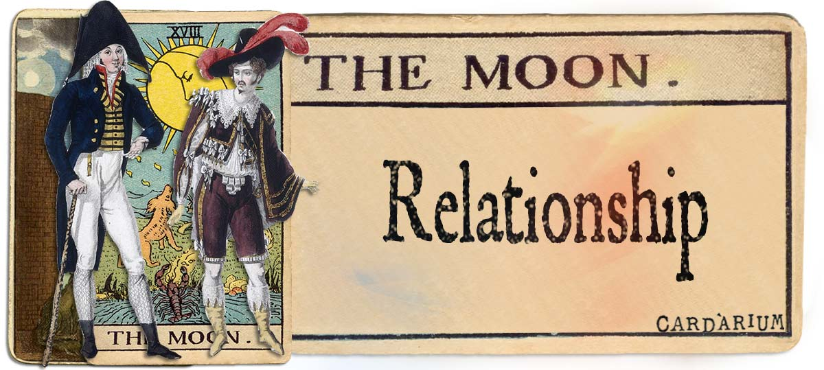 The Moon meaning for relationship