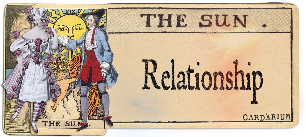The Sun meaning for relationship