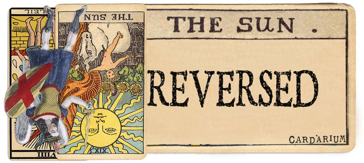The Sun reversed main meaning
