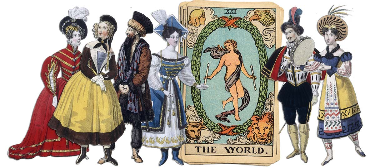 The World meaning for job and career