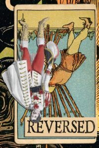 Read more about the article Reversed Ten of Wands Meanings