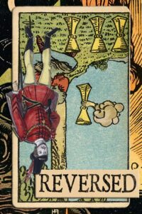 Read more about the article Reversed Four of Cups Meanings
