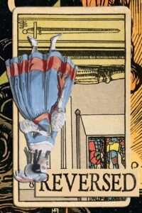 Read more about the article Reversed Four of Swords Meanings