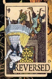 Read more about the article Reversed Five of Pentacles Meanings