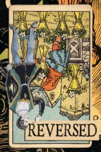 Read more about the article Reversed Six of Cups Meanings