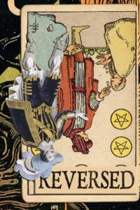 Read more about the article Reversed Six of Pentacles meanings