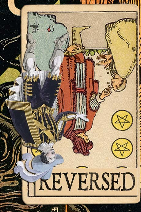 You are currently viewing Reversed Six of Pentacles meanings